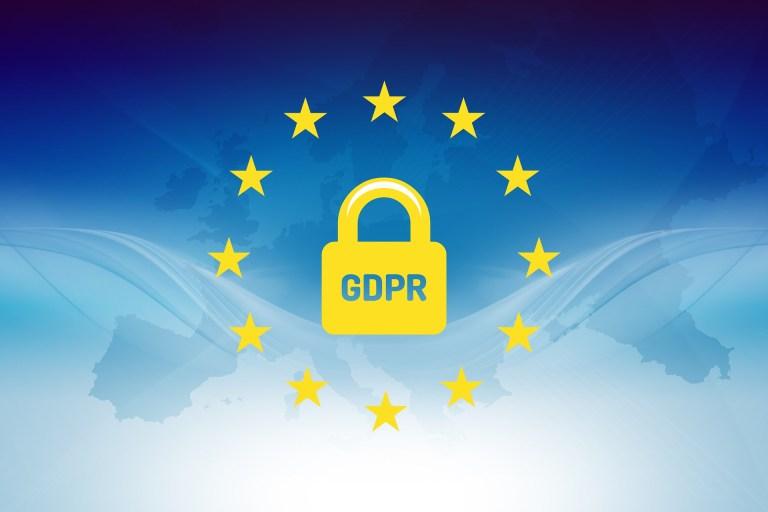 symbol gdpr EU